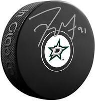 Tyler Seguin Dallas Stars Autographed Hockey Puck Fanatics Authentic Certified