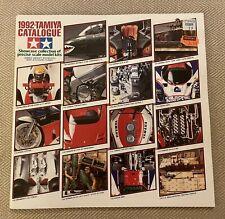 1992 Tamiya RC Catalogue