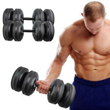 Water-Filled Adjustable Dumbbells Training Arm Muscle Portable Travel Dumbbell