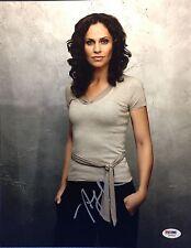 Amy Brenneman Signed 11x14 photo PSA/DNA Cert# Z83825