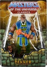 Masters of the Universe Classics (MOTUC) Dekker – NEU / MISB