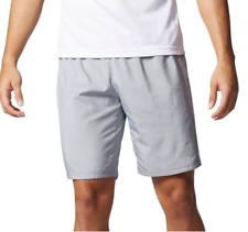 "Adidas Performance Men's Sequencials Running Jogging Shorts 7"" Gray XL"