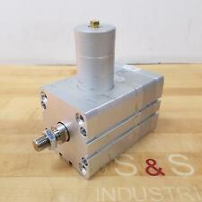 Festo ADN-80-10-KP-A-P-A Pneumatic Compact Cylinder, 548212 - USED