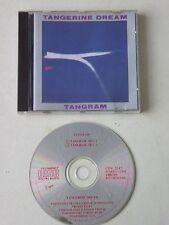 Tangerine Dream -  Tangram CD 1985 Virgin CDV 2147