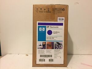 HP Indigo ElectroInk IndiChrome Q4004A Violet 071 4 Cans for 3000 / 4000 / 5000