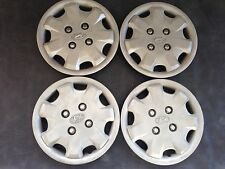 "Hubcap wheel cover: 1999-2000 HYUNDAI Sonata 14"" P/N 52960-38700 (SET OF 4)"