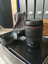 Canon L Series 24-105mm f/4L RF USM Lente Nuovo di zecca IS