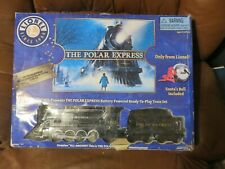 Lionel The Polar Express Train Ready-To-Play Train Set 7-11824 Excellent