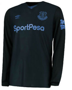 New with tags Everton FC 3rd Shirt Top 19/20 Jersey Adult Large L Long Sleeve