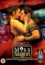 Miss Saigon 25th Anniversary Performance 5053083087579 DVD Region 2
