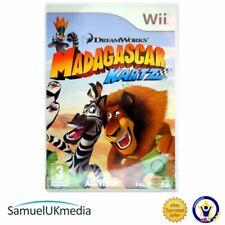 Madagascar: Kartz (Wii) **GREAT CONDITION**