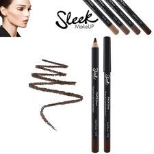 Sleek Makeup Powder Brow Pencil Shape & Sculpt Powder Pencil Dark Brown