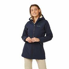 Craghoppers Womens Ingrid Softshell Jacket Ladies Hooded Coat Warm