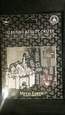 NEW Disney Parks Metal Earth 3D Model Kit DisneyWorld Sleeping Beauty Castle