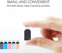 METAL USB 3.1 Type C Male to USB 3.0 Type A Female Adapter Converter Connector