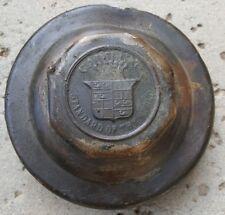 Antique Cadillac Brass Wheel Cover Grease Cap