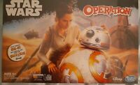 OPERATION GAME STAR WARS EDITION NEW FACTORY SEALED.