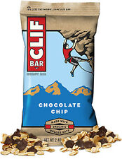 12 X 68g Clif Bar Chocolate Chip
