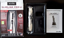 Andis Slimline Pro Li Professional Cord Cordless T-Blade Hair Trimmer D8 60f3dcdb328