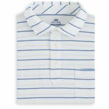 Peter Millar - Golf Polo Shirt - Seaside Wash Striped - Medium