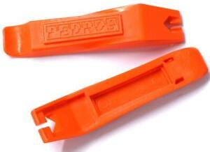 Pedros Tyre Levers Orange