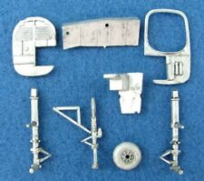 SAC 1/72 North-American B-25H/B-25J Mitchell Landing Gear # 72010