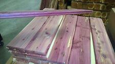 "Aromatic Cedar Closet Liner 1/2"" Tongue & Groove Paneling 2' long"