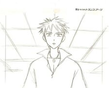 Anime Genga not Cel Kare Kano (His and Her Circumstances) #15