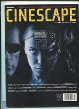 Cinescape #70 April 2003 Termnator 3  Dream Catcher Smallville  MBX25