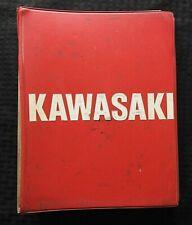 RARE 1969 KAWASAKI H1 A1 A1SS A1R A7 A7SS MOTORCYCLE SERVICE REPAIR MANUAL SET