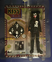 KISS Hotter Than Hell 8 Inch Action Gene Simmons Demon Figure Variant BLOODY