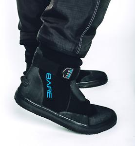 Replacement Drysuit Boots - BARE Tech Boot - TRR030BLK