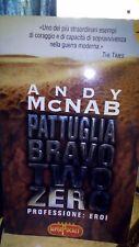 PATTUGLIA BRAVO Two Zero - McNab, Andy  - 9788846200761