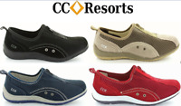 CC Resorts shoes cloud comfort Sorrell - Athleisure walking shoe zip sneakers