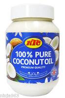 KTC 100% Pure Coconut Oil - Edible, Cooking, Hair & Skin Moisturiser.