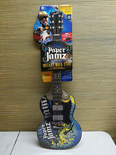 NEW / SEALED Wow Wee Paper Jamz Guitar Series II Style 6