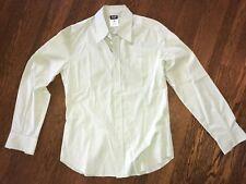 D&G - Dress Shirt - Size 38 / 52 - Green - Dolce & Gabbana