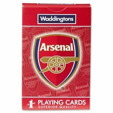 Arsenal Playing Cards
