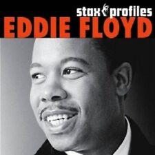 EDDIE FLOYD - STAX PROFILES-EDDIE FLOYD  CD  13 TRACKS POP / SOUL BEST OF  NEW+