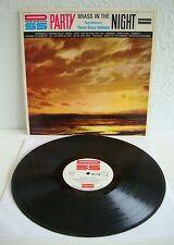 Tony Osborne's Three Brass Buttons - Brass In The Night   Deram 1967   VG+ / VG+