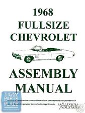 1968-68 Chevrolet Impala Assembly Manual - Each
