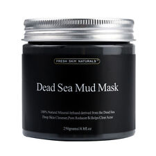 Pure Body Naturals Beauty Dead Sea Mud Mask for Facial Treatment 8.8 fl.oz 250ml