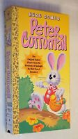 HERE COMES PETER COTTONTAIL VHS 1971 Rankin Bass Easter Special Hippity-Hoppity