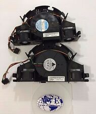 DELL 0R1371 POWEREDGE 750 DC BRUSHLESS FAN ASSEMBLY BFB1012VH BG0903 LOT OF 2
