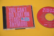 2CD (NO LP )ZAPPA YOU CAN'T..VOL 5 UK 1992 CON LIBRETTO EX