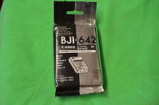 CANON BJI 642 GENUINE ORIGINAL BLACK INK CARTRIDGE BJ-300 BJ-330 BJI-642 B