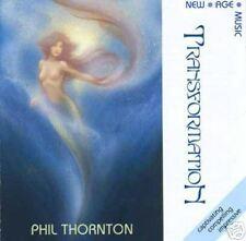 PHIL THORNTON Transformation NEW-age CD Island Lagoon