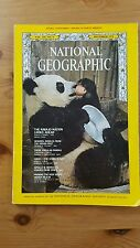 """NATIONAL GEOGRAPHIC """"DECEMBER 1972"""""""