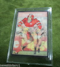 #D271.  1992  ILLAWARRA  STEELERS   RUGBY LEAGUE HOLOGRAM  IN  HOLDER