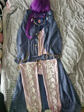 More details for rare cosplay uwowo league of legends evelyn k/da fan art size xl